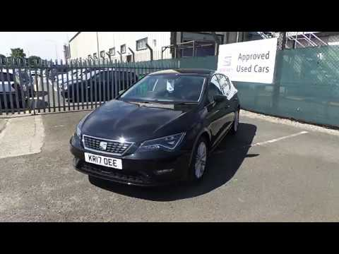 2017 SEAT Leon 5dr 1.4 TSI XCELLENCE Technology 125PS For Sale at Crewe Seat