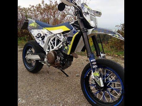 Husqvarna 701// New Bike // New Live 2k17