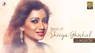 Best of Shreya Ghoshal Tamil Songs - Jukebox | Shreya Ghoshal Tamil Hits
