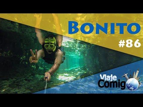 BONITO, um paraíso no Mato grosso do Sul | Brasil | Série Viaje Comigo