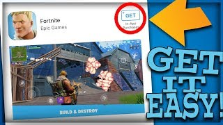 How to get Fortnite Mobile for iOS / Android 100% Working and Free | NO CODE NEEDED
