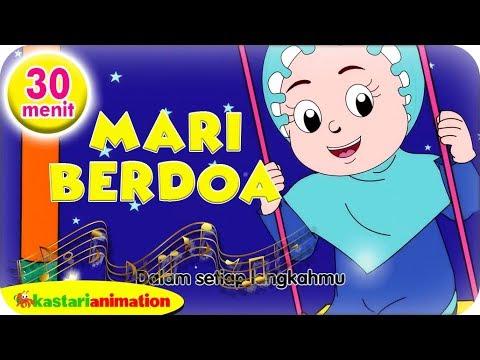 Mari Berdoa - 30 Menit Lagu Islami Diva | Kastari Animation Official