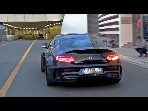 BEST OF MERCEDES-AMG SOUNDS! C63, CLS63, E63, BRABUS, G800