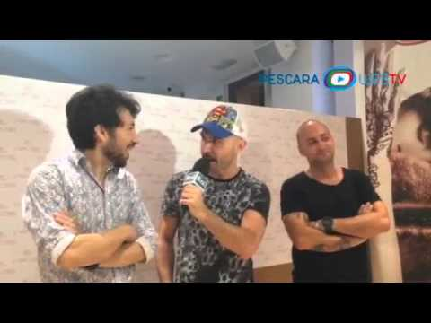 Maccio Capatonda, Herbert Ballerina E Ivo Avido A Chieti. Intervista PescaraWebTv