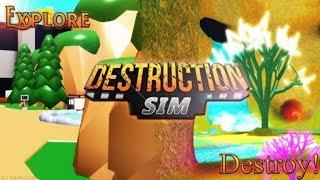Roblox Destruction Simulator 💰CODES💰 ( Plus a free Promocode )