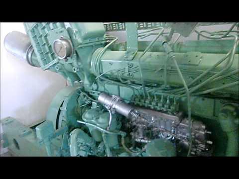DEUTZ BA 8M 816 ENGINE Nabeel Marine Trading LLC