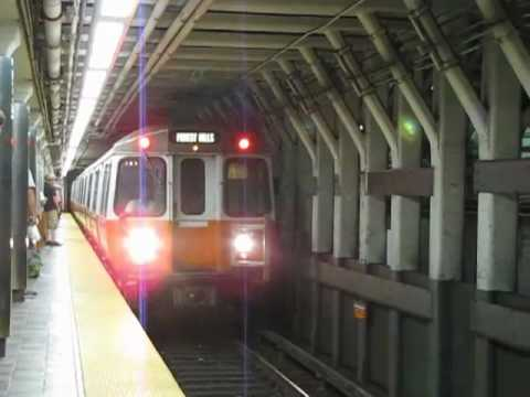 Massachusetts Bay Transportation Authority Subway System