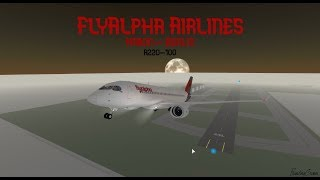 ROBLOX   FlyAlpha Airlines   A-220-100