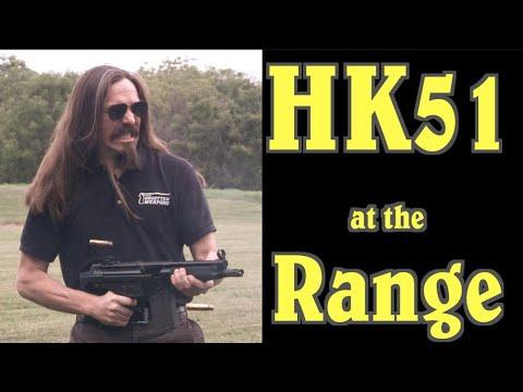All the Blammo: HK51 at the Range