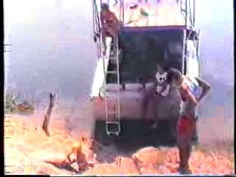 1987 Zimbabwe   Lake Kariba, By Boat, VHS93/3, Journée Sur l' île déserte, by HabariSalam
