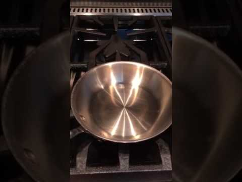 The Leidenfrost Effect At 200 Degrees Celsius