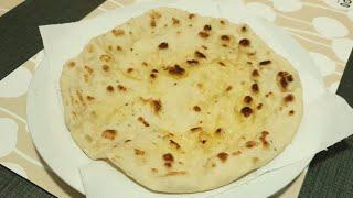 Best Ever Butter Naan Recipe Homemade Eggless Butter Naan easy recipe