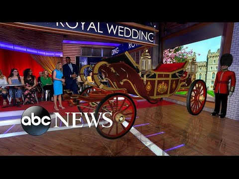 The royal wedding augmented reality experience