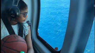 LOOK! KOBE BRYANT's daughter GIGI before the Helicopter Crash | Gianna Bryant memories