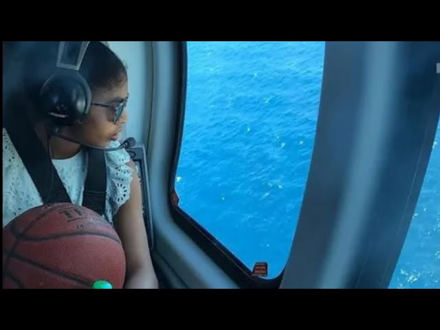 LOOK! KOBE BRYANT's daughter GIGI and Bianca, Sorry I thought 1st clip was Gigi |Its hard to move on