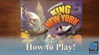 How To Play King Of New York