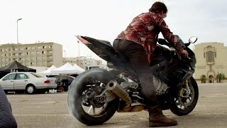 On the set of MISSION IMPOSSIBLE 5  - Motorcycles Featurette