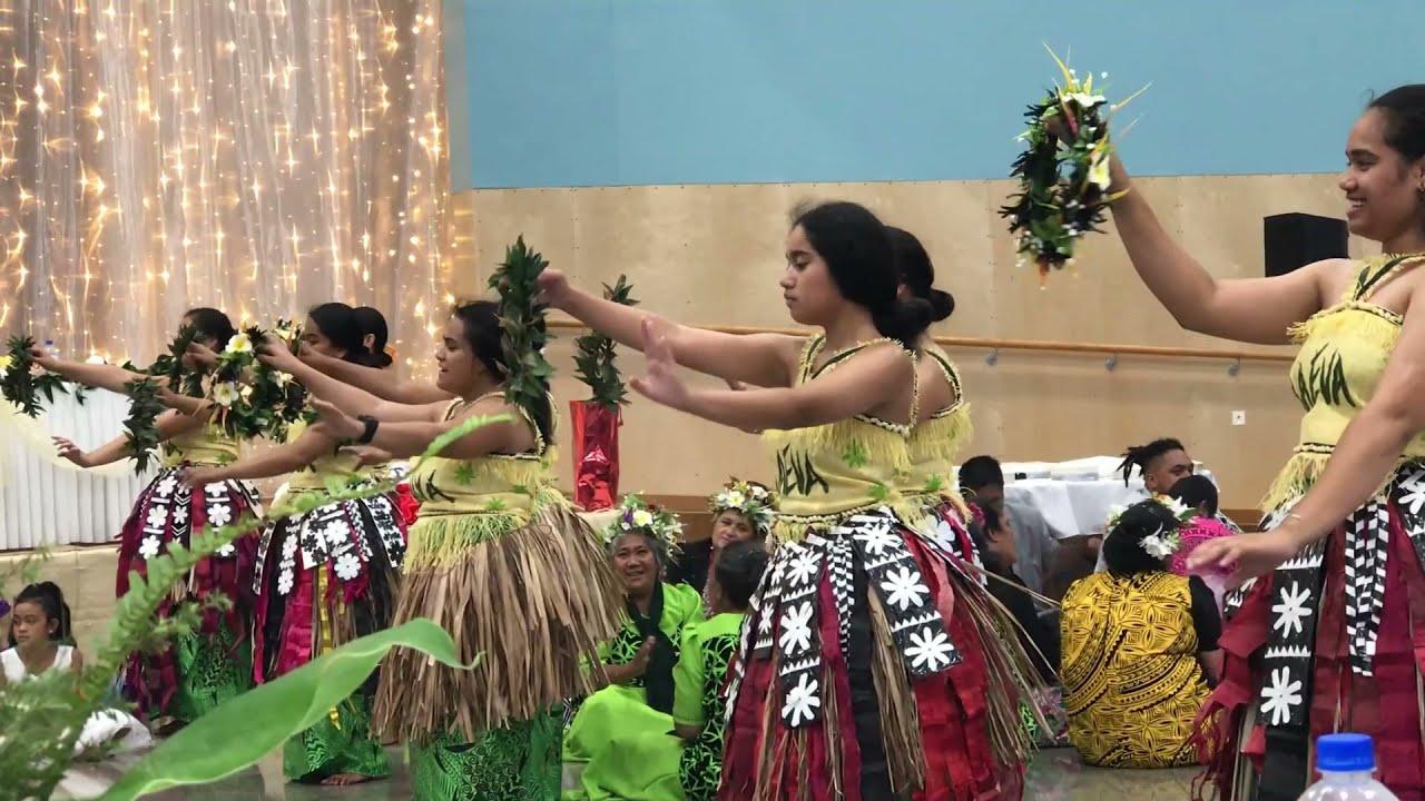 Download A BEAUTIFUL TRADITIONAL POLYNESIAN NUKULAELAE DANCE, TUVALU