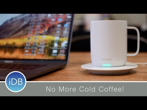 Ember Keeps Your Coffee, Tea or Other Drink Hot All Day - Review