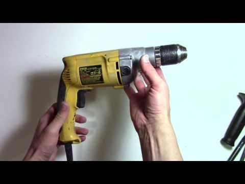 How To Choose A Great Power Drill - DeWalt DW236 DW246 Review