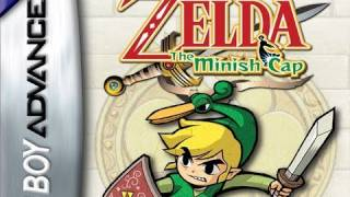 CGRundertow Legend Of Zelda The Minish Cap for Game Boy Advance Video Game Review