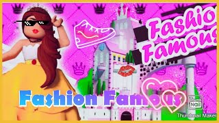 Fashion famous Roblox by Mei Yan(requested BY JOVINNE😜)