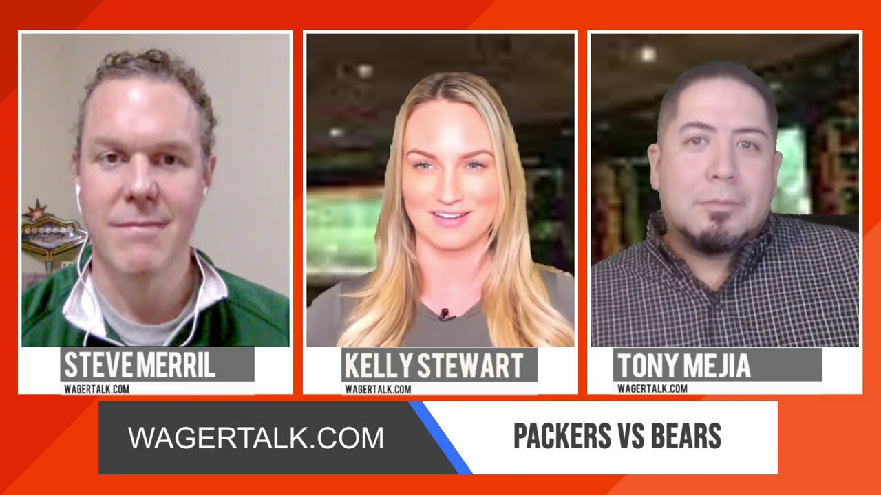 packers vs bears betting preview