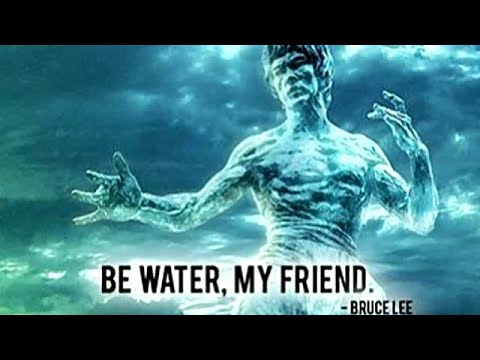 15 Life Lessons from Bruce Lee ★ Be Water my Friend