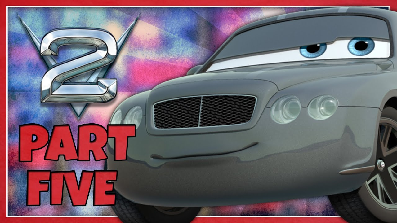Cars 2 The Video-Game - Part 5 | Going 2 France (Gameplay ...