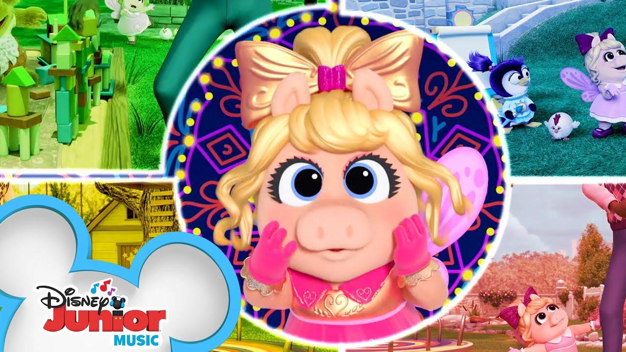 Look at Me 🐽 | Music Video | Muppet Babies | Disney Junior