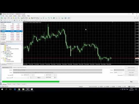 แจกฟรีระบบเทรด Forex อัตโนมัติ(EURUSD) กำไร 100%-150% ต่อปี   By DekDoy Trader