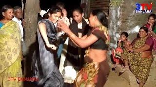 Banjara Girls & Ladies Nice Dance on DJ Song at Marriage Barat || 3TV BANJARAA