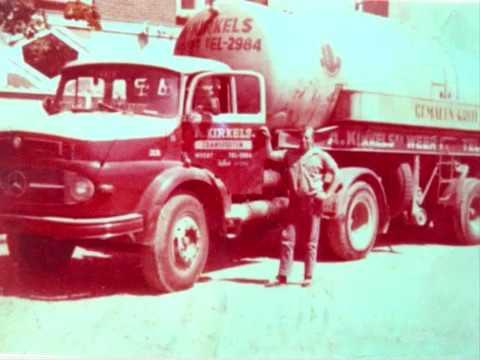 Historie & Nostalgie A.Kirkels Bulktransporten Weert 1.
