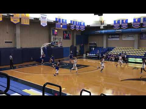 Olivia Eller - Westridge Academy Basketball 2