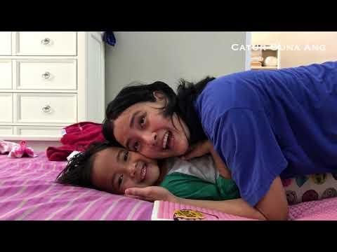 My Daily Routine | Kenzo di Hukum Mama | Zara Cute jadi Bayi | Bermain bersama Mama