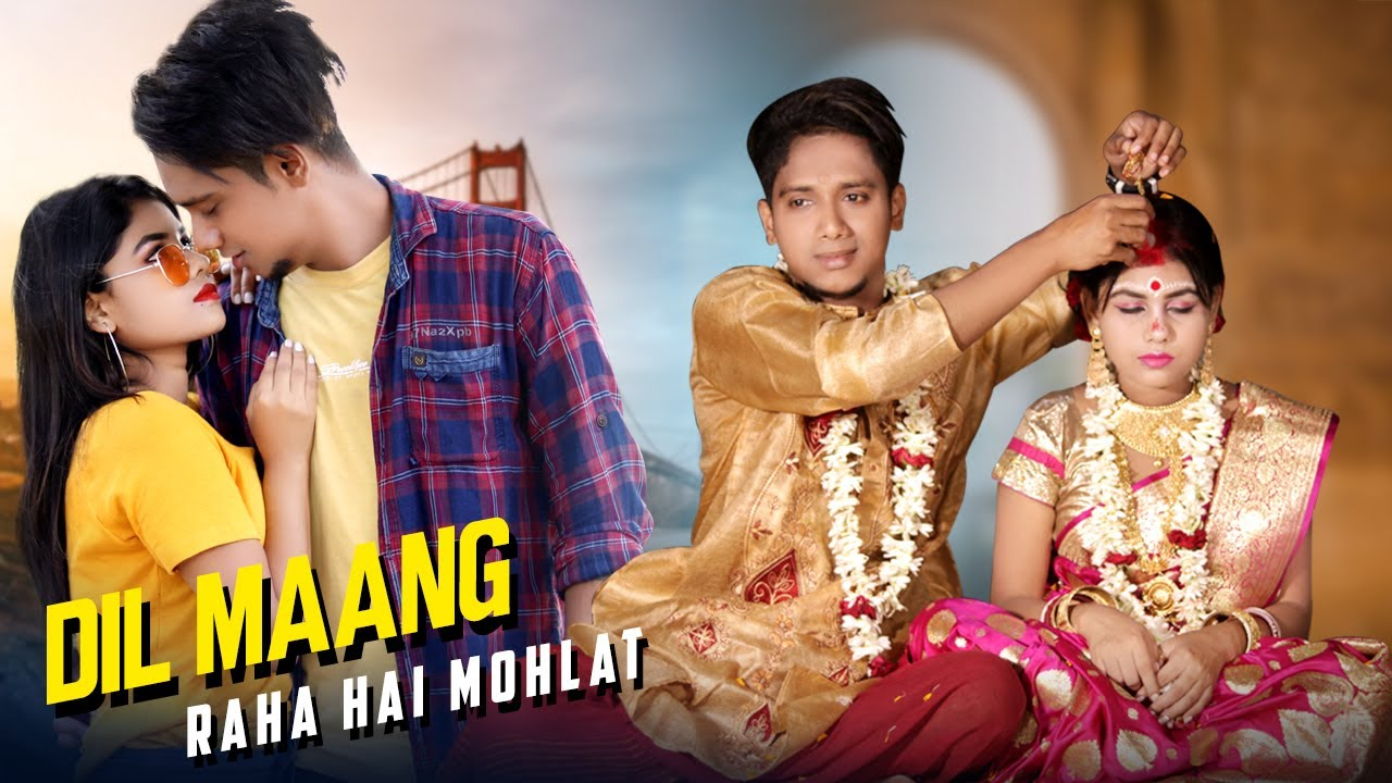 Dil Maang Raha Hai | Romantic Love Story |Tere Sath Dhadakne ki | Latest Hindi Songs 2020 |BIG Heart