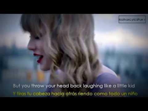 Taylor Swift -  Begin Again  (Sub Español) Official Video