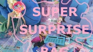 Mystery FROZEN Bag MLP Dory Blind Bag Doc Elsa Anna Super SURPRISES Fun