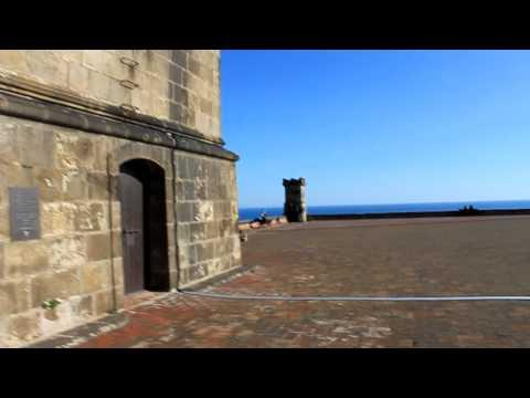 Montjuic Castle - Barcelona,Spain