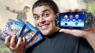 Playstation Vita, O Monstro Abandonado da Sony