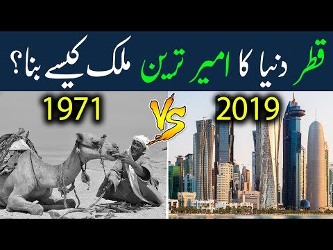 How is Qatar Became The Richest Country on The Earth? | Qatar Story In Urdu & Hindi | Jani TV Videos
