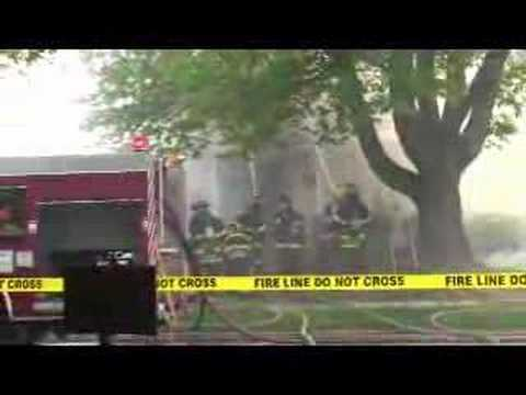 4/18/2008 Burlington House Fire
