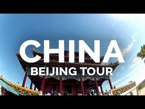 Beijing City Tour | Tianmen | Great Wall