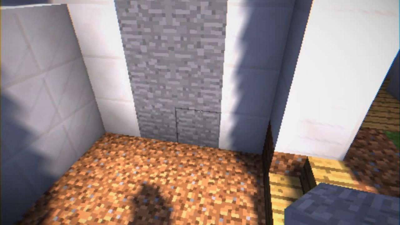 Minecraft Building Modern House 18x18 Hng dn xy nh hin i