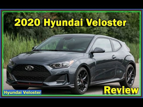 Hyundai Veloster 2020 Review - With up to 275 HP, It Could Be Something Special