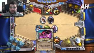 Antihype Gameplay Hearthstone Sacerdote