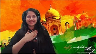 INDIAN GIRL PLAYS PUBG MOBILE! independence day Special!