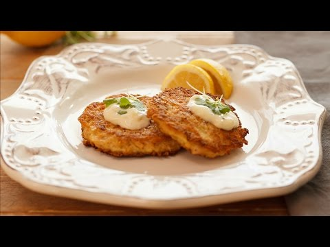 Easy Tuna Cakes Low Carb