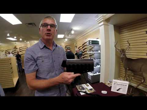 Steyr arms interview Andys leather