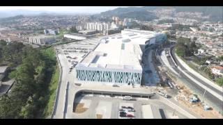 Tour Aéreo - Cantareira Norte Shopping em Outubro